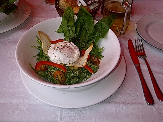 Vasco's : A nice plate !