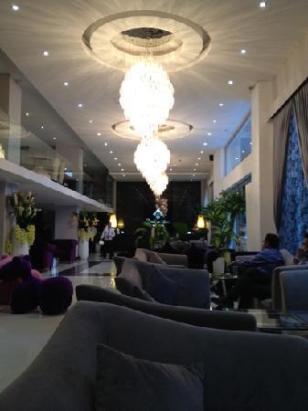 โรงแรมแลนด์สเคป: Lobby