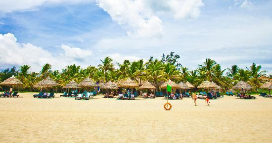 Hoi An Beach Resort: Cua Dai Beach