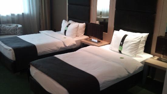 Holiday Inn Belgrade: room1
