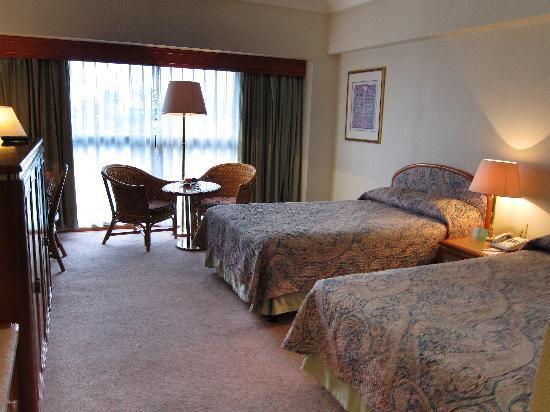 Sari Pan Pacific Jakarta: Bedroom