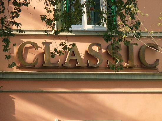Classic Hotel: Classic