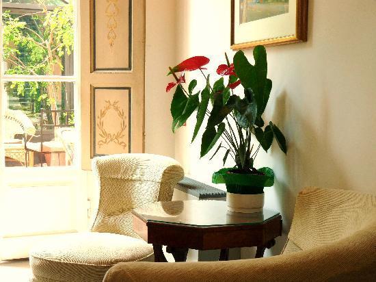 Classic Hotel: Interior