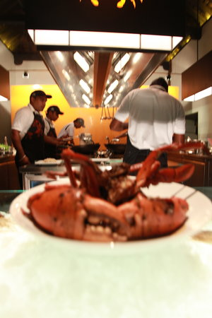 Photo of Seafood Restaurant Ministry of Crab at Old Dutch Hospital, Colombo, Sri Lanka