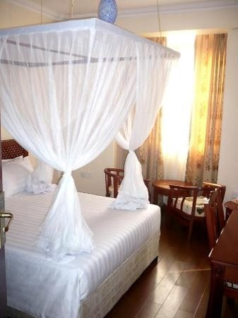 Arusha Tourist Inn: Room Inside