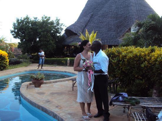 Kenga Giama Resort: la piscina del kenga Giama