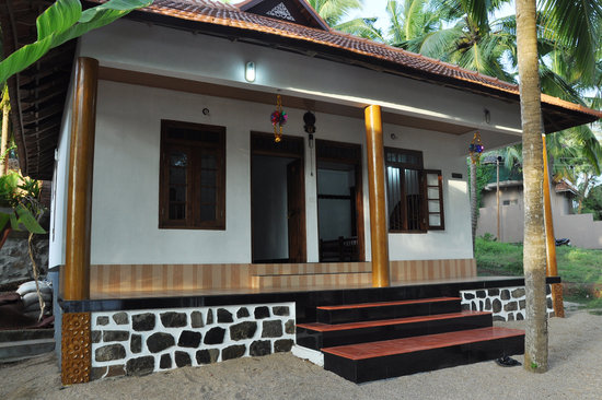 Sea N Sand Beach Resort: beach house