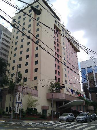 Pestana São Paulo: Façade