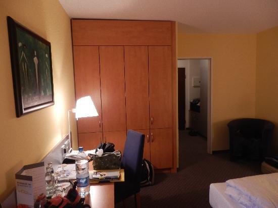 GHOTEL hotel & living Munchen-City: cucina chiusa
