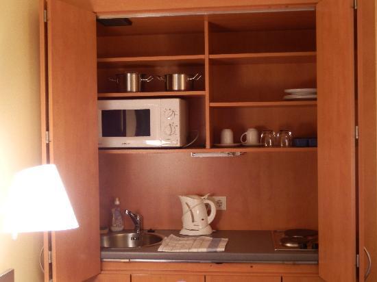 GHOTEL hotel & living Munchen-City: cucina