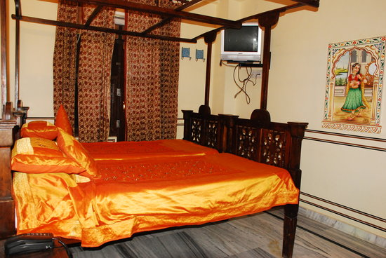 Hotel Baba Haveli: Double deluxe room