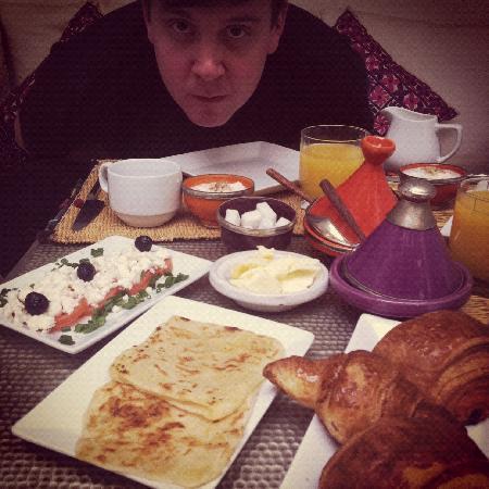 Dar Charkia: Breakfast - AMAZING!