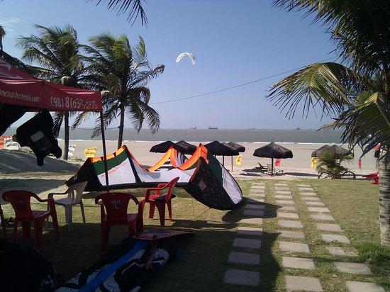 Resultado de imagem para são luis do maranhão praia são marcos