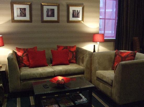 Malmaison Hotel: Seating area