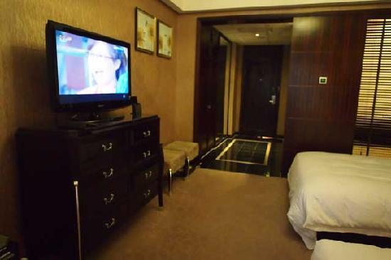 Hopesky Hotel: TV