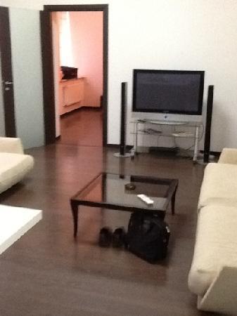 Ekaterina : living room