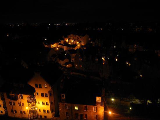 Vue de nuit picture of b b edinburgh edinburgh for 3 rothesay terrace edinburgh