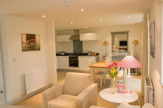 Priory Holiday Cottages: Alina's Cottage