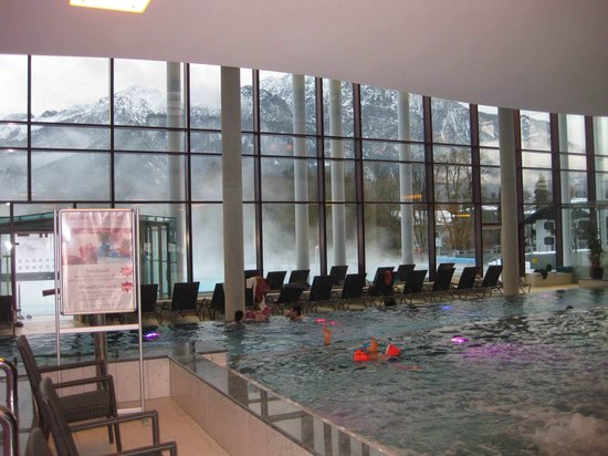 Spa & Familien Resort Rupertus Therme: Thermal Spa