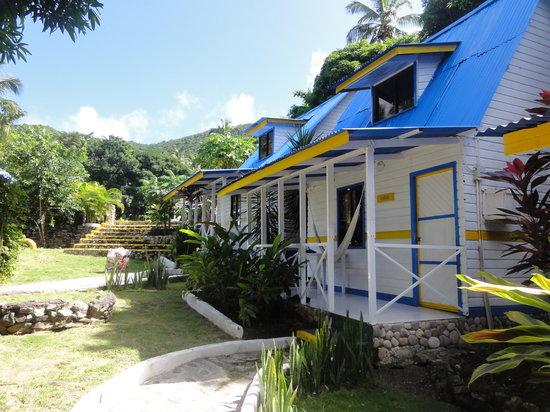 Cabanas Agua Dulce : Chalés