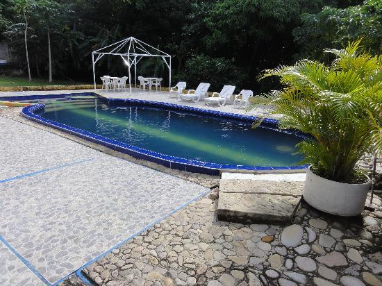 Cabanas Agua Dulce : Piscina