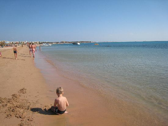 Caribbean World Resorts Soma Bay: Stranden