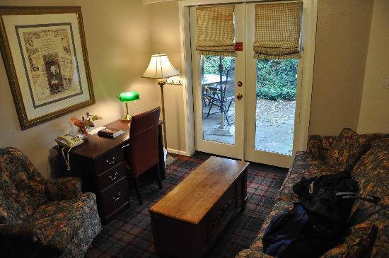 Campbell House, A City Inn: Mein Zimmer