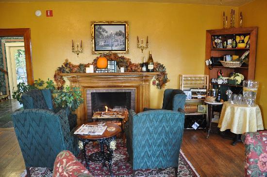 Campbell House, A City Inn: Innenansicht