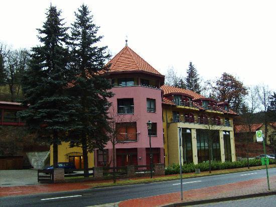 Hotel Habichtstein: Aussenansicht