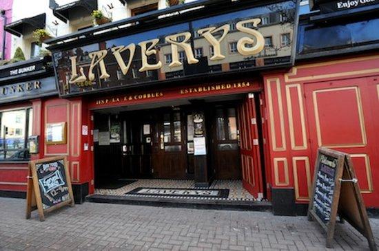 Works Night Out Laverys Bar Belfast Belfast Traveller