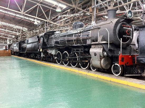 Outeniqua Transport Museum: Railway Museum
