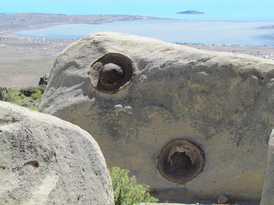 Calafate Extremo Excursion en 4x4: Piedras de los sombreros
