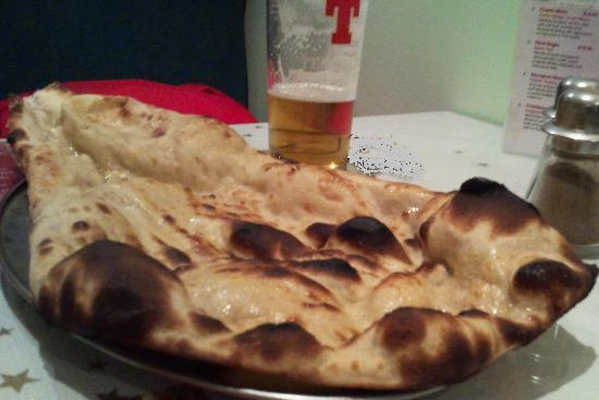New Kashmir Indian Restaurant: One of the best naan breads ever!