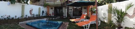 Hotel Casa Alegre / Posada Nena: pool