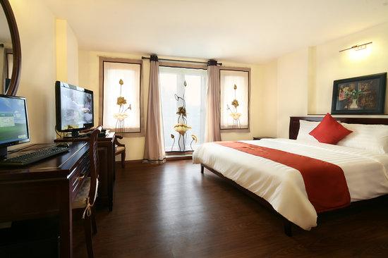 โรงแรมชาร์มมิ่ง2: Room