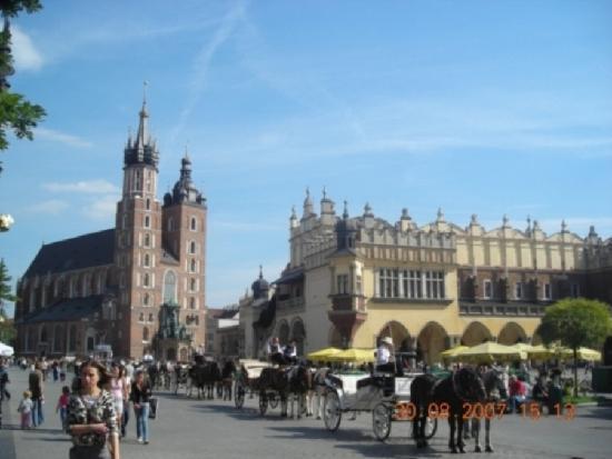 Krakow Tour Guide Christopher: Krakow Main Square