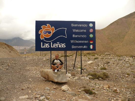 Las Lenas: Llegando