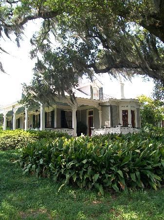 Rip Van Winkle Gardens: Joseph Jefferson House at Rip Van Winkle