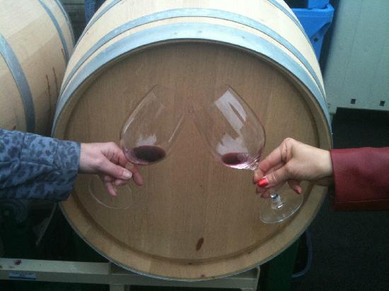 Barrel Wine Tours: Tasting wine right from the barrel in Woodinville