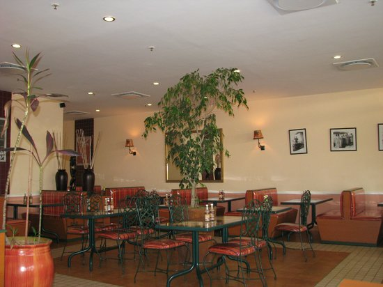 Barcelos - eating area