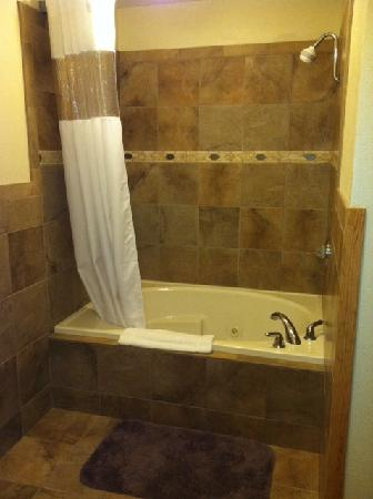 Days Inn Spearfish: Bathroom suite
