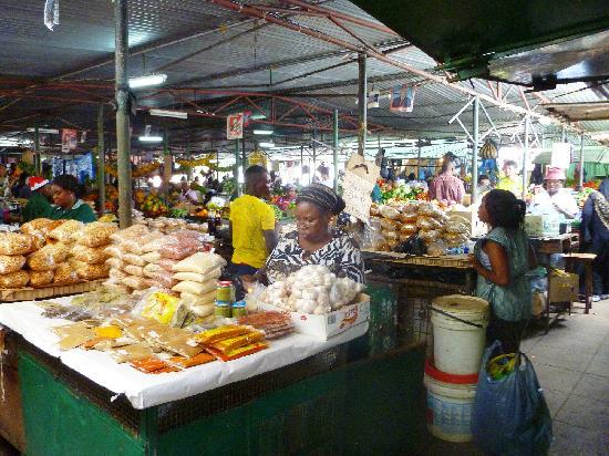 Maputo Central Market: Central Market7