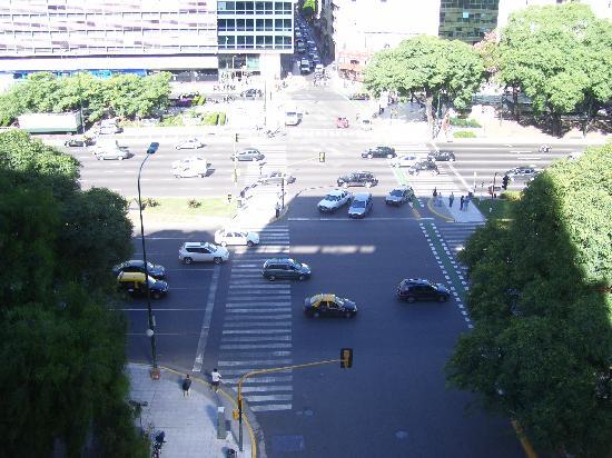 Salles Hotel: Vista desde el hotel