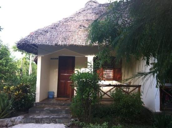 Pakachi Beach Hotel: our accomodation