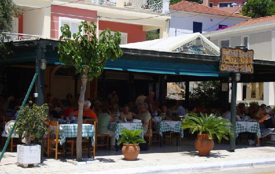 Agia Efimia, กรีซ: Spiros Restaurant