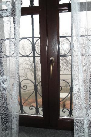 Cascina Blon: Dalla nostra finestra
