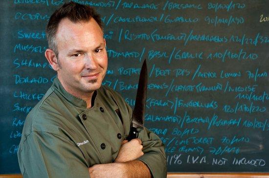 DECKMAN'S San Jose: Chef Drew Deckman