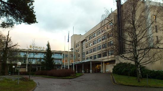 Ruissalo Spa Hotel : Frontal view