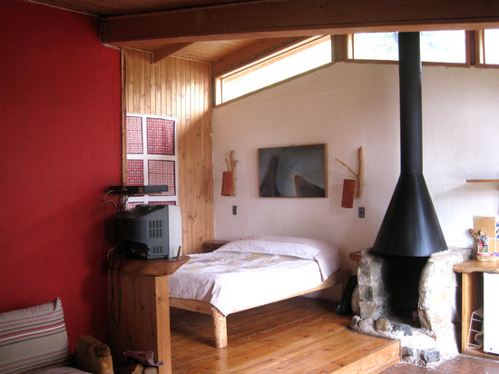 Maitencillo, Chile: Bedroom