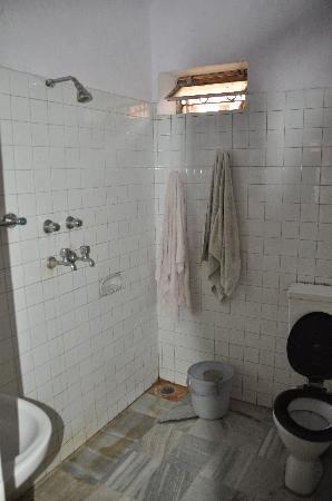 Hotel Karni Niwas: bathroom